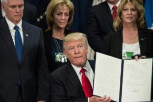 Les probables 10 décrets que Donald Trump devrait prendre cette semaine