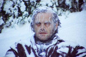 Tu sais qu'il fait vraiment très froid quand…