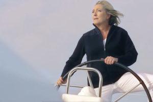 13 choses qu'il est possible de voir dans la vidéo de campagne de Marine Le Pen