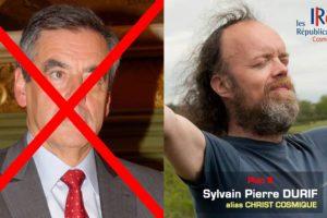 Affaire Fillon : les LR prépareraient Sylvain Durif (Christ Cosmique) comme plan B