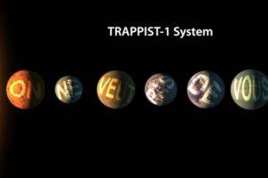 La NASA annonce que les habitants des 7 planètes découvertes la semaine dernière sont racistes !