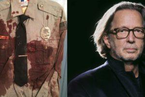 Eric Clapton : condamné à 15 ans de prison pour avoir tué un shérif en 1974, il se dit innocent et accuse Bob Marley !