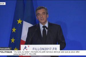 Décryptage des 10 révélations faites par François Fillon lors de sa conférence de presse d'hier