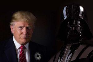 Donald Trump choisit un certain Dark Vador comme général en chef des armées