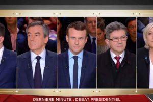 """Tous les résultats des sondages après le débat présidentiel de TF1 : qui a été le plus """"Présidentiable"""" ?"""