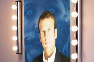 La maison d'Emmanuel Macron dévastée après qu'il ait prononcé 3 fois le nom de Marine Le Pen devant un miroir