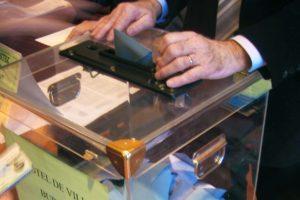 Élections Présidentielles : bulletins de vote blanc à télécharger 1/2