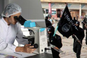 Les scientifiques confirment le lien entre avoir un pénis minuscule et adhérer à l'État Islamique