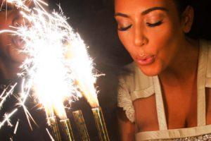 Wouahhh, Yeah, Yeah ! Si Kim Kardashian était née un 21 mai, aujourd'hui aurait été le jour de son anniversaire !