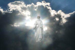Dieu vient d'annoncer qu'il travaillait sur le dernier tome de la Trilogie de la Bible